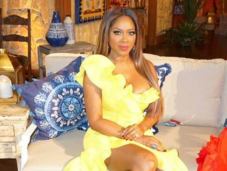 "Kenya Moore – ""I Will Be A Housewife Or Nothing At All"""