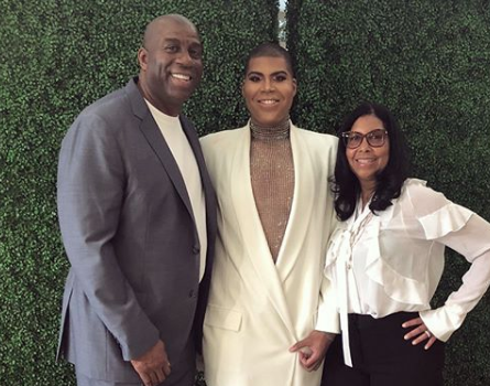 EJ Johnson On Coming Out To His Father Magic Johnson: I could really feel the love