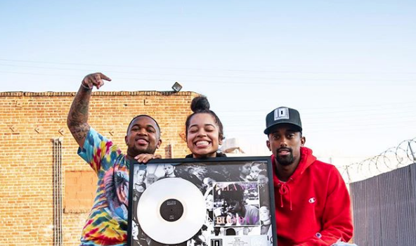 Ella Mai's DJ Mustard Produced Single 'Boo'd Up' Certified Platinum