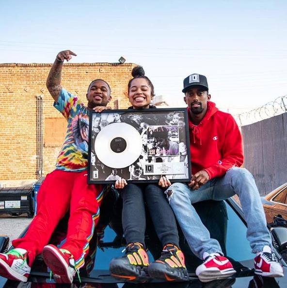 Ella Mai's DJ Mustard Produced Single 'Boo'd Up' Certified Platinum