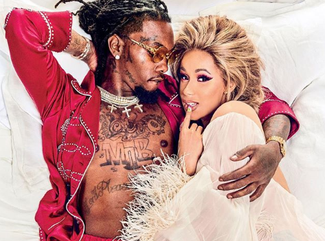 Offset & Cardi B Already Married, Rapper Proposed A Month AFTER They Got Hitched!