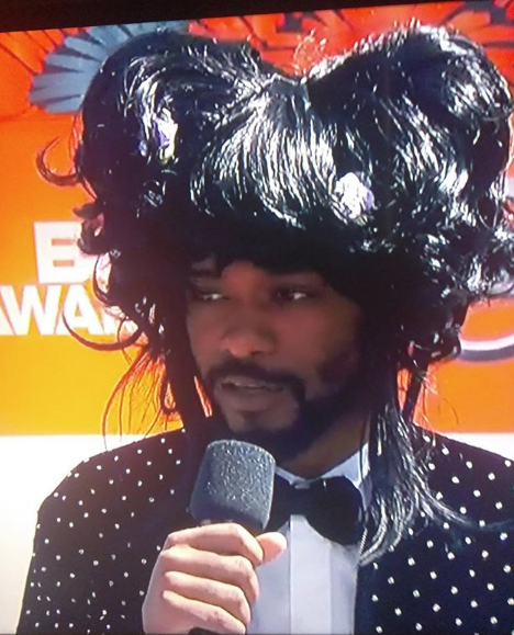 """""""Atlanta"""" Star Lakeith Stanfield Wears A Wig To BET Awards, But This Isn't The 1st Time [Photos]"""