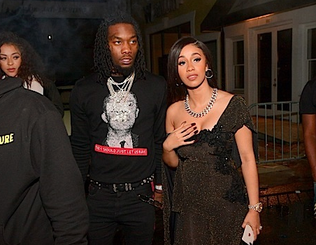 Cardi B Pissed Secret Marriage Revealed – You Lil Nosey F*cks!