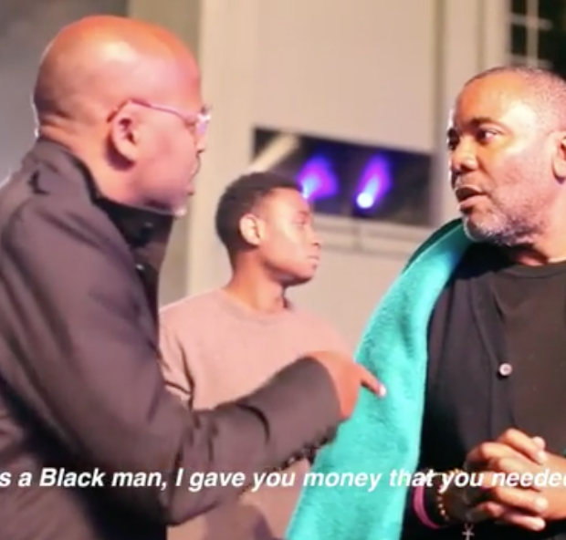 Damon Dash Confronts Lee Daniels Face To Face For The $25 Million He Owes Him