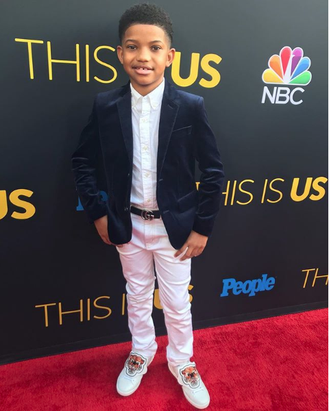 'This Is Us' Child Star Lonnie Chavis Is Being Bullied For Having A Gap