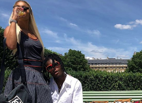 Love & Hip Hop's Tommie Lee Dating Kanye's Stylist Ian Connor?
