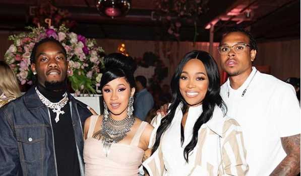 Cardi B's Baby Shower – Reality TV Cameras Film Event + Live Band, Bodega & Celebs