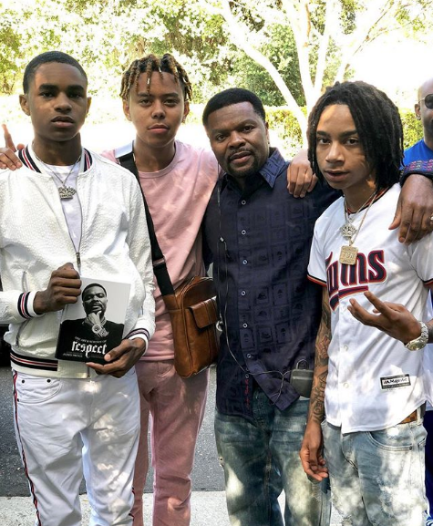 YBN Almighty Jay, Nahmir and Cordae Sign To J. Prince's Rap-A-Lot Records