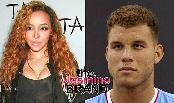 Tinashe Spotted w/ Kendall Jenner's Ex, NBA Star Blake Griffin