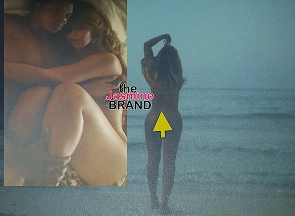 Beyonce Poses Nude w/ Jay-Z!