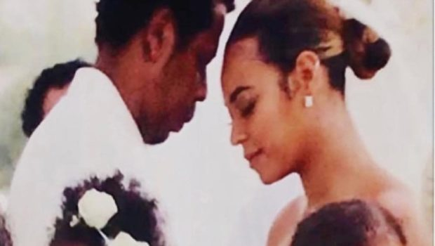 See Beyoncé's Sweet Birthday Message To Twins Sir & Rumi [VIDEO]