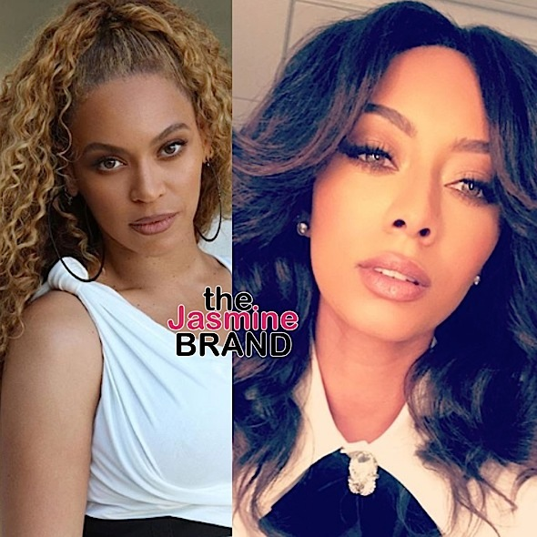 Keri Hilson Mentions Beyoncé For the 1st Time in Years