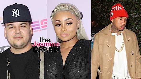 Blac Chyna Says She Doesn't Get Child Support From Rob Kardashian Or Tyga: I Take Care Of My Kids Myself, That's My Biggest Flex