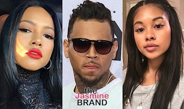 Chris Brown's New Bae Looks Like His Ex Karrueche