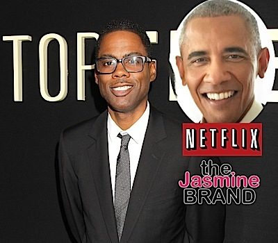 Chris Rock Warns Barack & Michelle About Netflix Deal