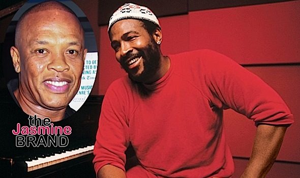 Dr. Dre Is Making Movie About Marvin Gaye