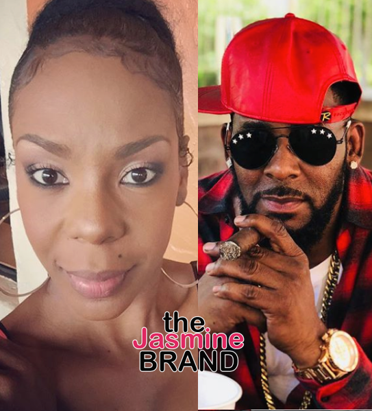 "R. Kelly Ex Wife Slams His Supporters – ""F*ck you & him!"""