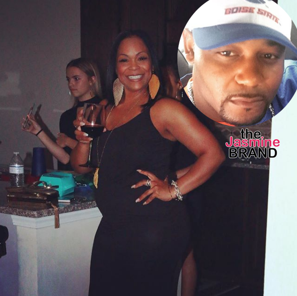 Ed Hartwell Posts Sweet Message to Baby Mama, Woman Keshia Knight-Pulliam Claimed Was His Mistress: She's My Rib!