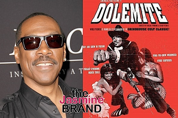 "Eddie Murphy To Star In Netflix's ""Dolemite Is My Name"""