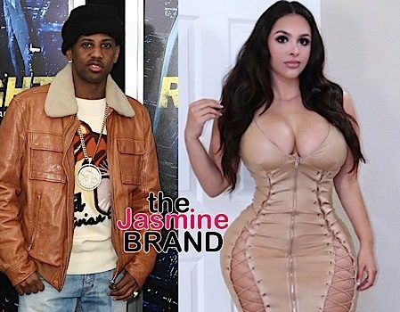 Fabolous Lashes Out At Model Claiming He Slid In Her DMs – Clout Chasing Hoe!