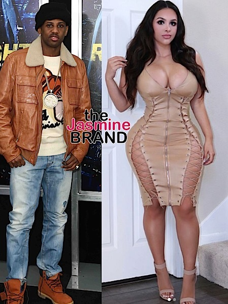 "Fabolous Exposed After Sliding Into Model's DM's: ""I hate abusive men!"""
