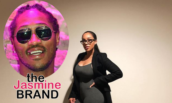 Bow Wow's Baby Mama Joie Chavis Allegedly Pregnant By Ciara's Baby Daddy Future