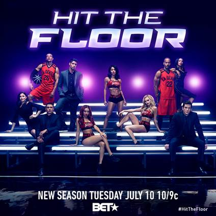 "BET's ""Hit the Floor"" Super Trailer"