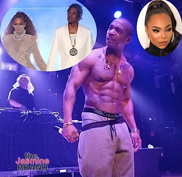 Ja Rule & Ashanti – We're Going To Do A Joint Album Like Beyonce & Jay-Z!