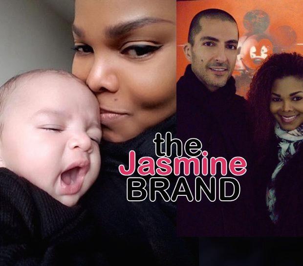 Janet Jackson Calls 9-1-1 On Estranged Husband Over Son