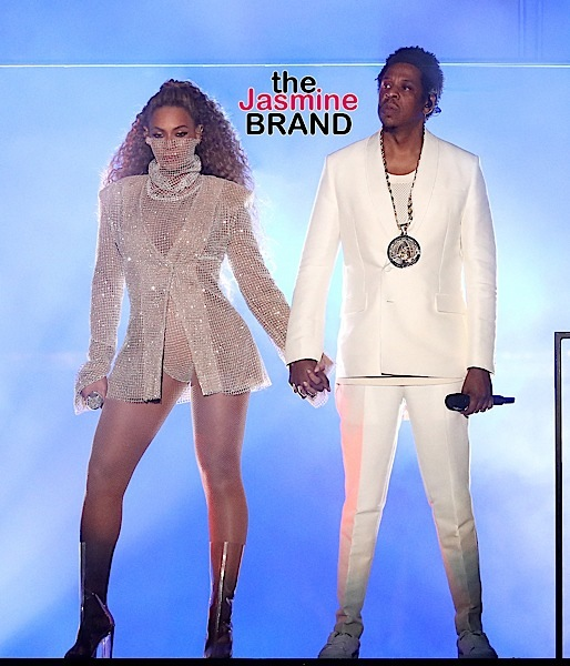 Beyonce & Jay Z – Drunk Fan Runs On Stage During Concert, Dancers & Crew Jump In + Couple Speaks Out: We Will NOT Press Charges