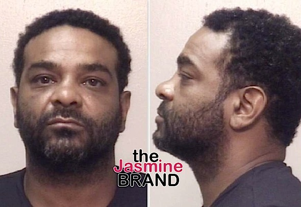 Jim Jones Arrested Charged w/ Possession of Stolen Gun, Drugs + Leads Cops On High Speed Chase