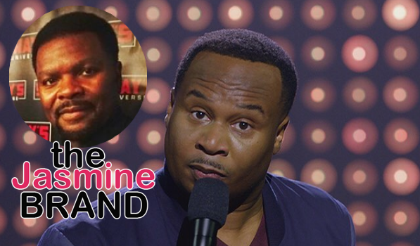 Comedian Roy Wood Jr – I Was Chased Out of Houston By J.Prince!