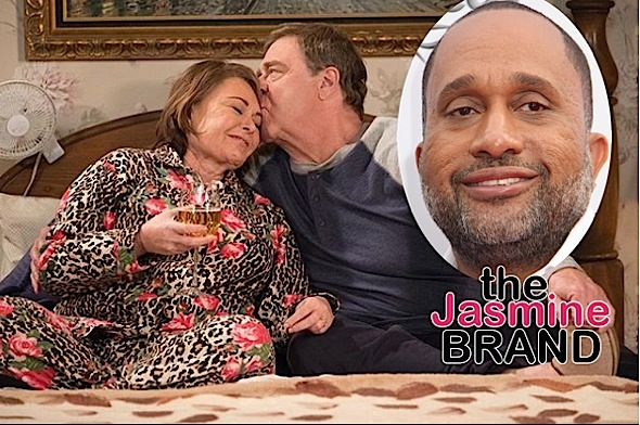 Kenya Barris – I Almost Quit ABC Over Roseanne!
