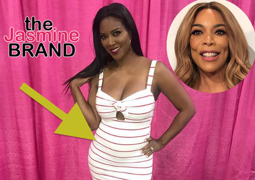 Wendy Williams – I Don't Believe Kenya Moore Is Pregnant!