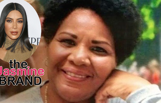 Kim Kardashian – Jailed Grandmother Alice Marie Johnson Released From Jail After Visit w/ Trump