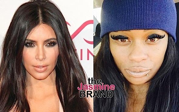 Blac Chyna's Mom Calls Kim Kardashian A Dirty P***y B*tch, Threatens To Tell All In New Book