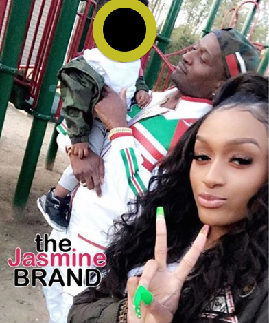 LHHAtl's Kirk Frost Debuts Son He Conceived While Cheating On Wife Rasheeda