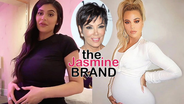 Kim Kardashian Denies Mom Kris Jenner Is Masterful Genius Who Planned Kardashian/Jenner Pregnancies
