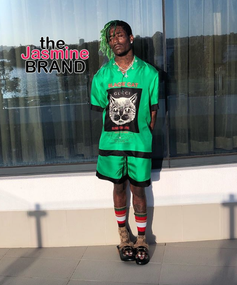 Lil Uzi Vert – Police Called After Rapper & His Friends Allegedly Shot Paintballs At Parked Cars