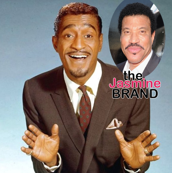 Sammy Davis Jr. Biopic In The Works, Lionel Richie To Produce
