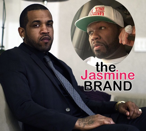 50 Cent Says Lloyd Banks is Off G-Unit, Then Deletes The Message