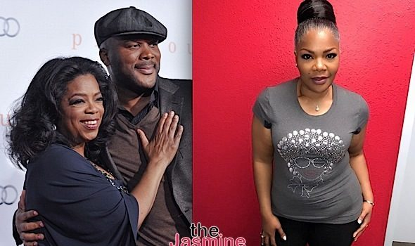 "Tyler Perry Calls Mo'Nique The 'Black Oprah', Promises Comedian ""I'm Gonna Find Out What Money Is Coming In From 'Precious' & I'm Going To Send It To You"""