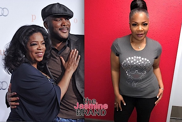 """Tyler Perry Calls Mo'Nique The 'Black Oprah', Promises Comedian """"I'm Gonna Find Out What Money Is Coming In From 'Precious' & I'm Going To Send It To You"""""""