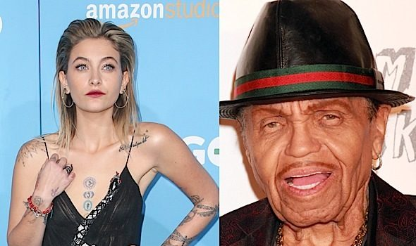 Paris Jackson Says Grandfather Joe Jackson Did NOT Tweet Cryptic Message Amidst Terminal Cancer Reports- He Never Used This Account!