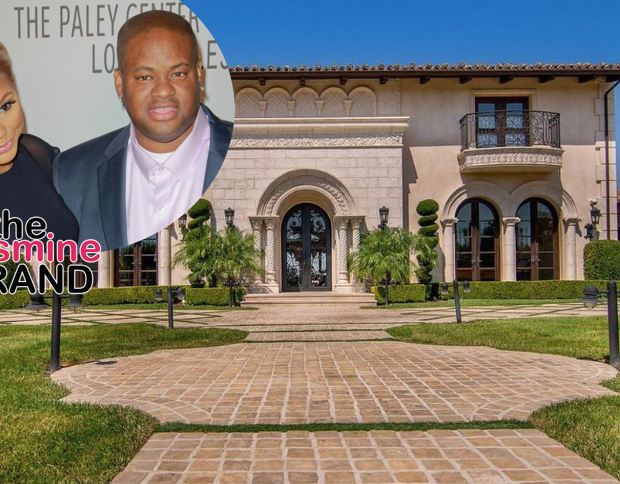 EXCLUSIVE: Tamar Braxton & Estranged Husband Vince Herbert List Calabasas Mansion for $14 Mill