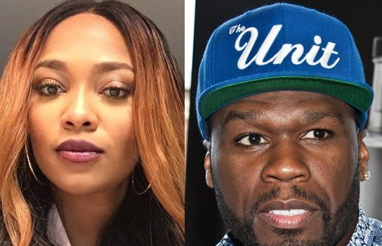 50 Cent Has Teairra Mari Served In Airport – You Can't Run From The Law! [VIDEO]
