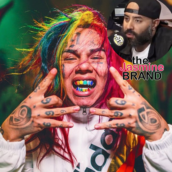 Tekashi 6ix9ine Slams Radio Personality For Not Inviting Him To Summer Jam: You Are A P***y!