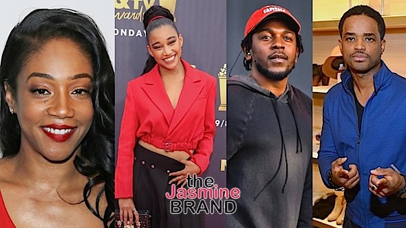 Kendrick Lamar, Tiffany Haddish, Amandla Stenberg, Larenz Tate, Hannibal Buress Invited To Join Movie Academy