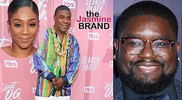 Tracy Morgan Refuses To Discuss Tiffany Haddish During Interview – 'She Is Not The Only One!' + Lil Rel Calls Him A Hater