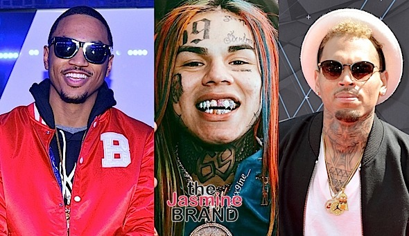 Tekashi6ix9ine – Fans Say I Look Like Chris Brown & Trey Songz